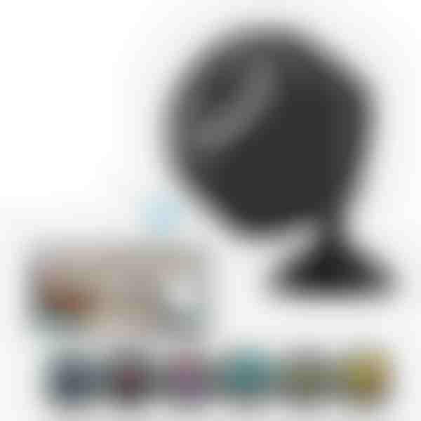 WiFi-s vezeték nélküli éjjellátó kamera SENSORI